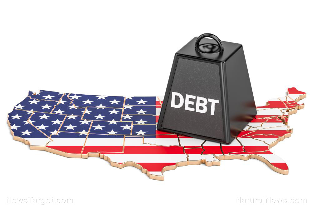 """Image: America headed for """"absolute catastrophe"""" of debt collapse, warn Senators… but nobody seems to care"""