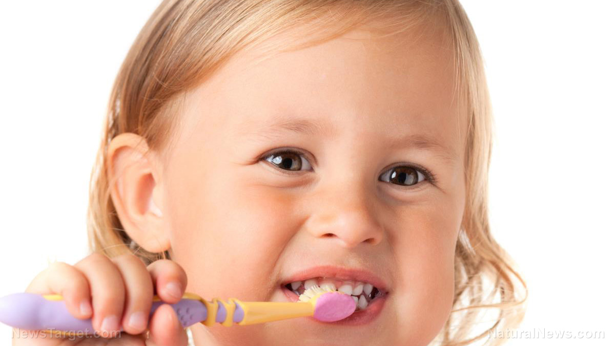 Image: Just another sugary snack: Yogurt increases risk of tooth decay in children; experts say snacking in general is bad for dental health