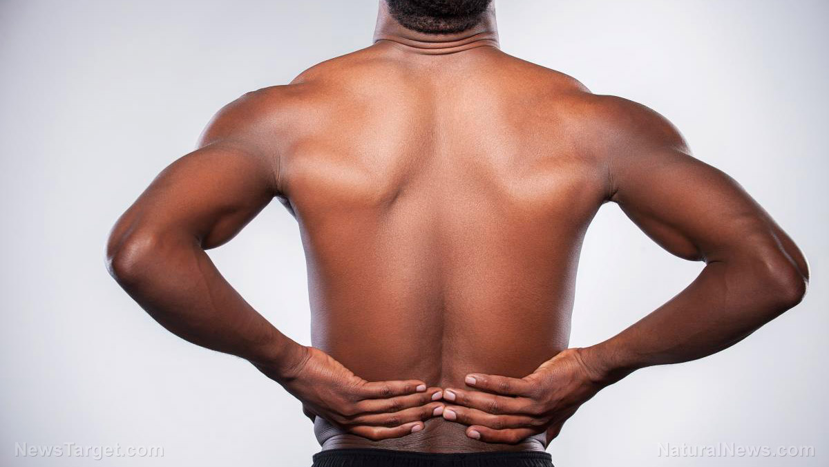 Image: Acupressure is an alternative therapy for lumbar spondylosis, without opting for surgical treatment