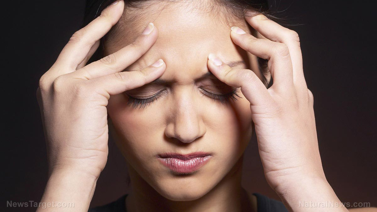 Image: New research unlocks the mystery of why women get more migraines than men