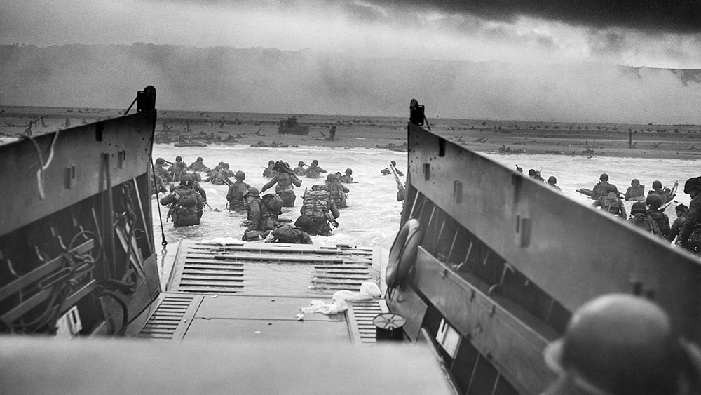 "Image: It's time for America to declare ""D-Day"" against the evil tech monopolists and their war against human rights"