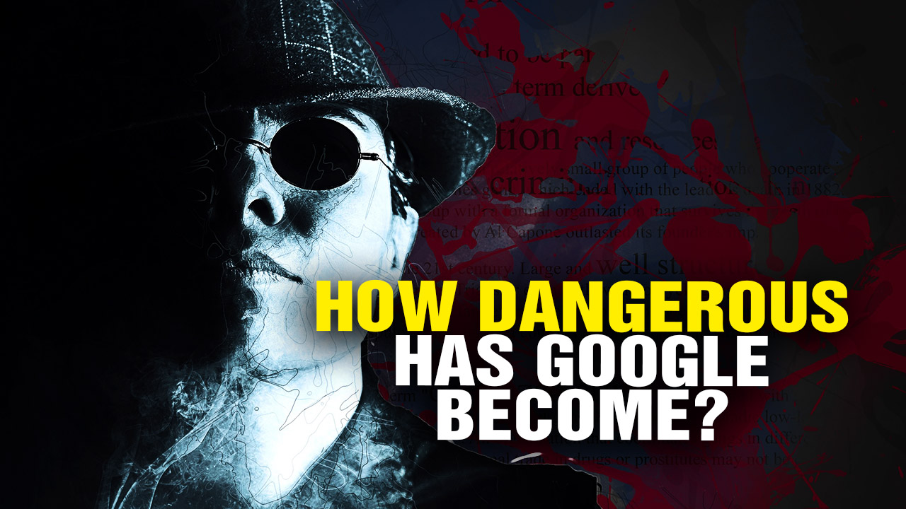 Image: Google Executive admits they are thought police and will be intervening to stop Trump in 2020