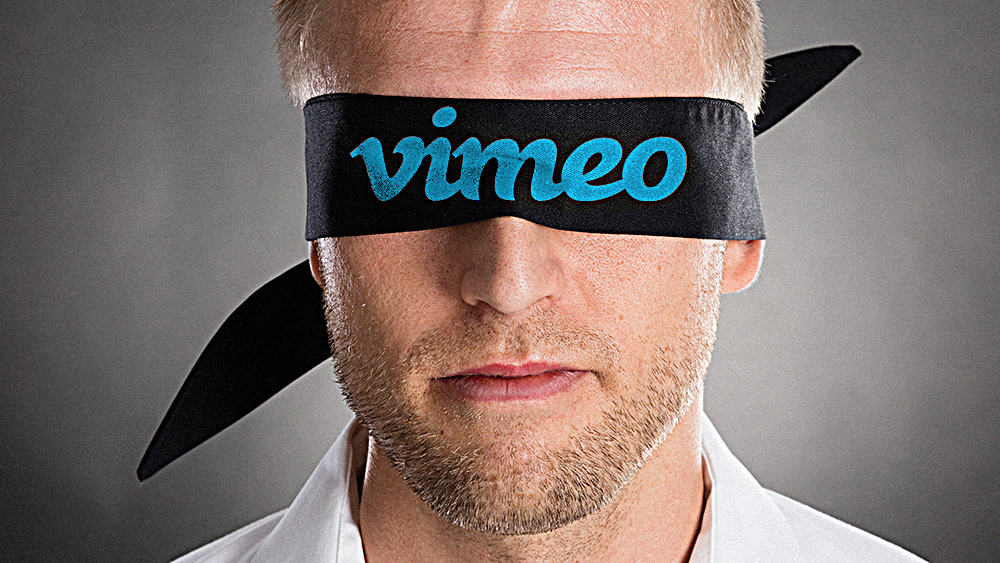 Image: Vimeo bans Project Veritas, Natural News on the same day as criminal tech giants collude to silence independent journalism