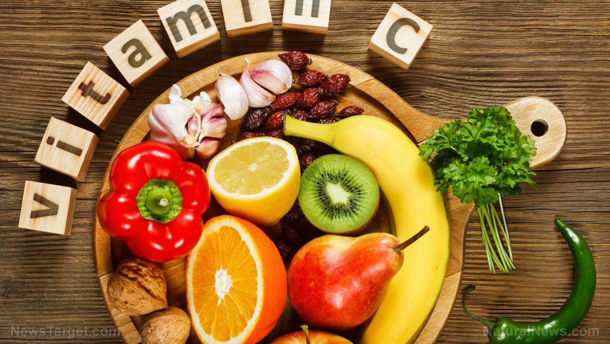 New research finds vitamin C can prevent cell damage caused by toxins in drinking water