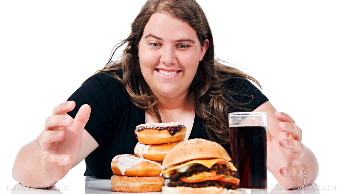 Image: Researchers warn about the severe psychological distress caused by eating junk food