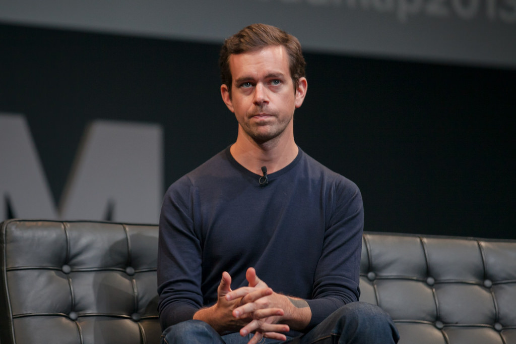 Image: Jack Dorsey and Twitter support actual terrorist organizations by allowing them to remain online while deplatforming American journalists and media organizations