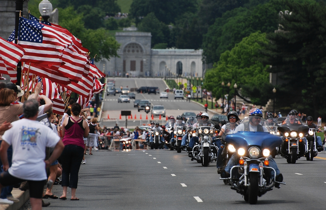 "Image: Rolling Thunder chief says group will ""roll on D.C."" if Pelosi tries to impeach POTUS Trump"