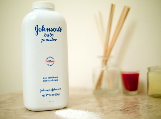 Image: Johnson & Johnson ordered to pay $300 million in talc cancer case