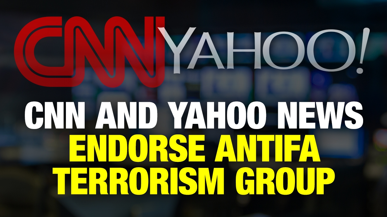 Image: CNN continues to serve as Antifa's propaganda network even though more than 15 journalists have been violently assaulted by the left-wing group