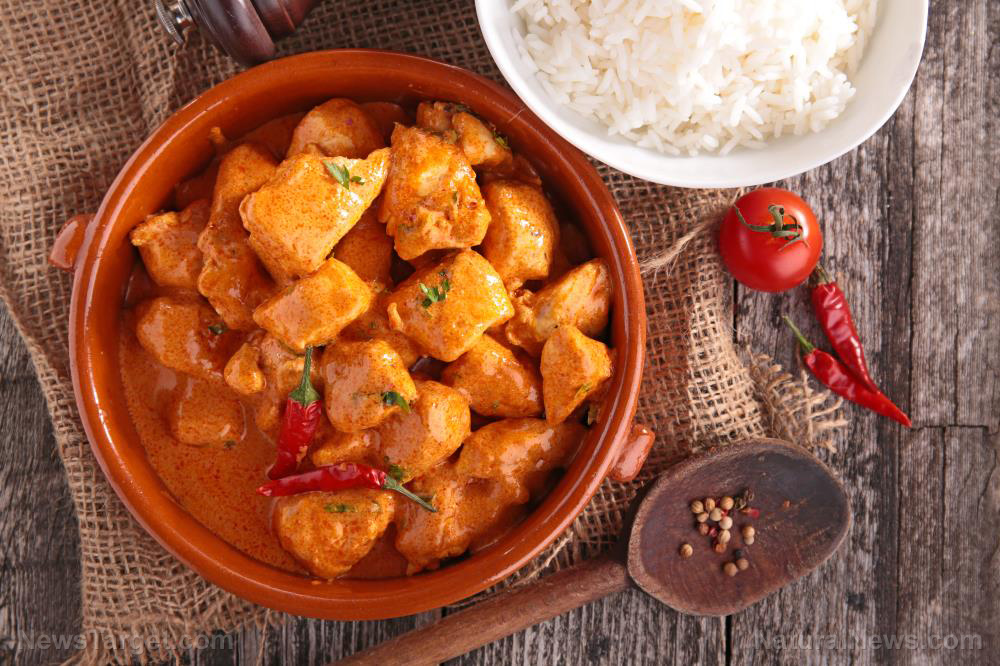 Image: The amazing power of curry: Why eating this dish is so good for your health