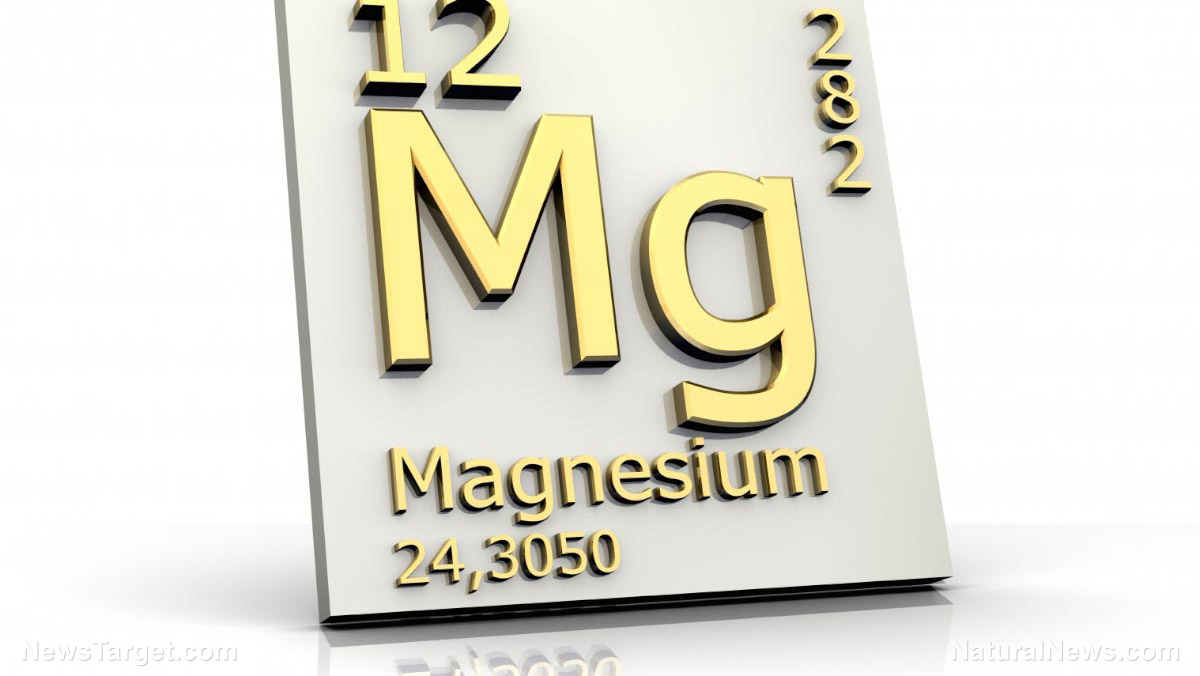 Image: Synergy: You need proper amounts of magnesium to effectively utilize vitamin D, according to study