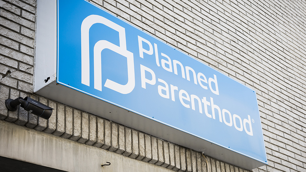 Image: Ninth Circuit Court says President Trump can defund Planned Parenthood – the time is NOW for taxpayers to stop paying for the murder of unborn babies