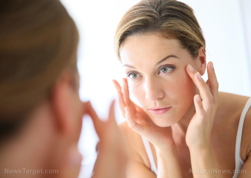 Image: Natural remedies for soothing irritated skin
