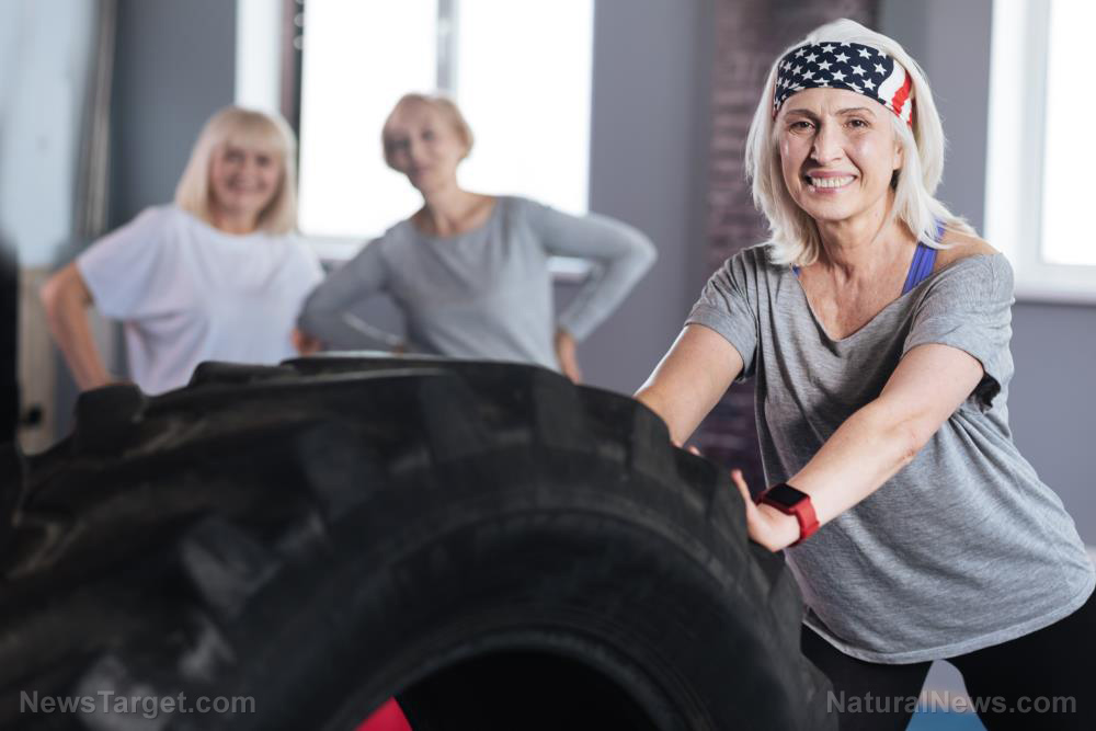 Image: You need to be in shape to fight cancer: Increased muscle mass found to improve treatment outcomes