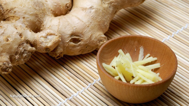 Image: Five healthy reasons why ginger should be part of your meals