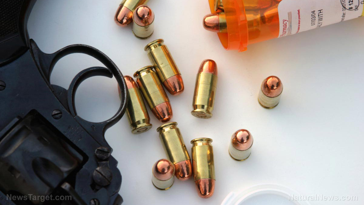Image: Antidepressants AGAIN: Dayton shooter found to have mind-altering SSRI drugs in his system