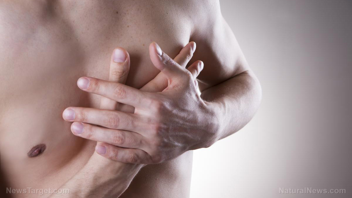 Image: Heart attack rates are increasing among those under 40, according to disturbing new study