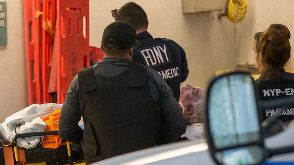 Image: Release of official autopsy showing broken bones in Jeffrey Epstein's neck is all the proof we need that he's still ALIVE… here's why