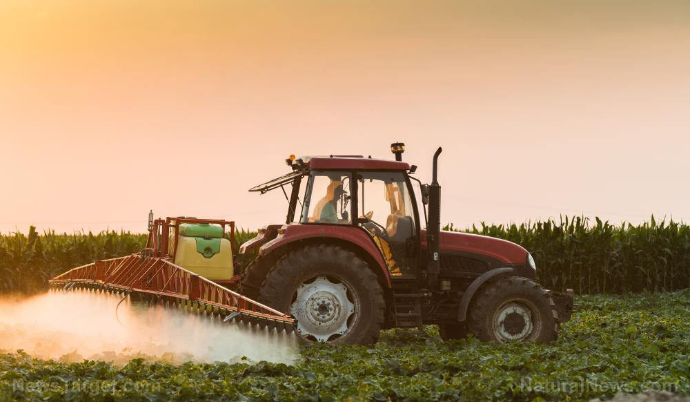 "Image: U.S. farmer commits suicide after committing massive organic FRAUD for nearly a decade… millions of bushels of ""organic"" corn and soy were grown with pesticides"