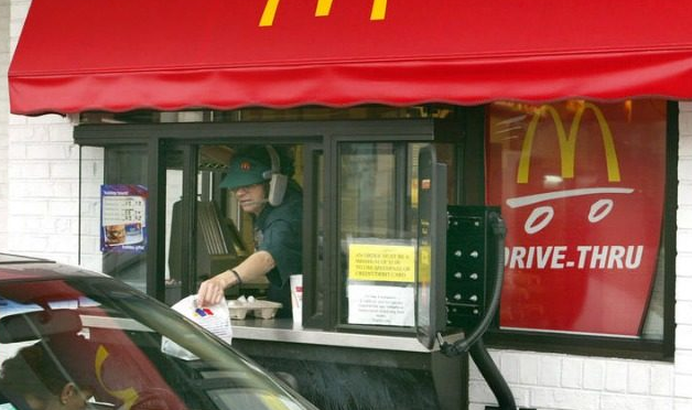 Image: McDonald's acquires machine-learning startup to develop personalized menus using A.I.