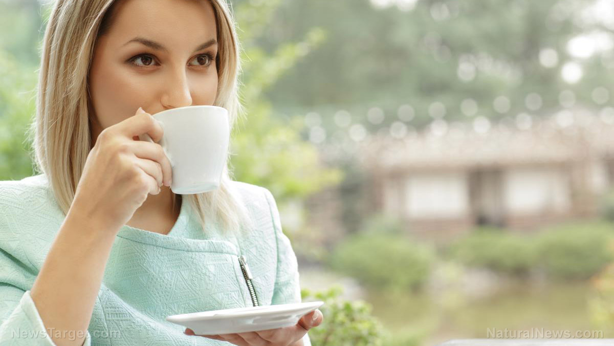 Image: Just THINKING about coffee is enough to give you a boost, says study