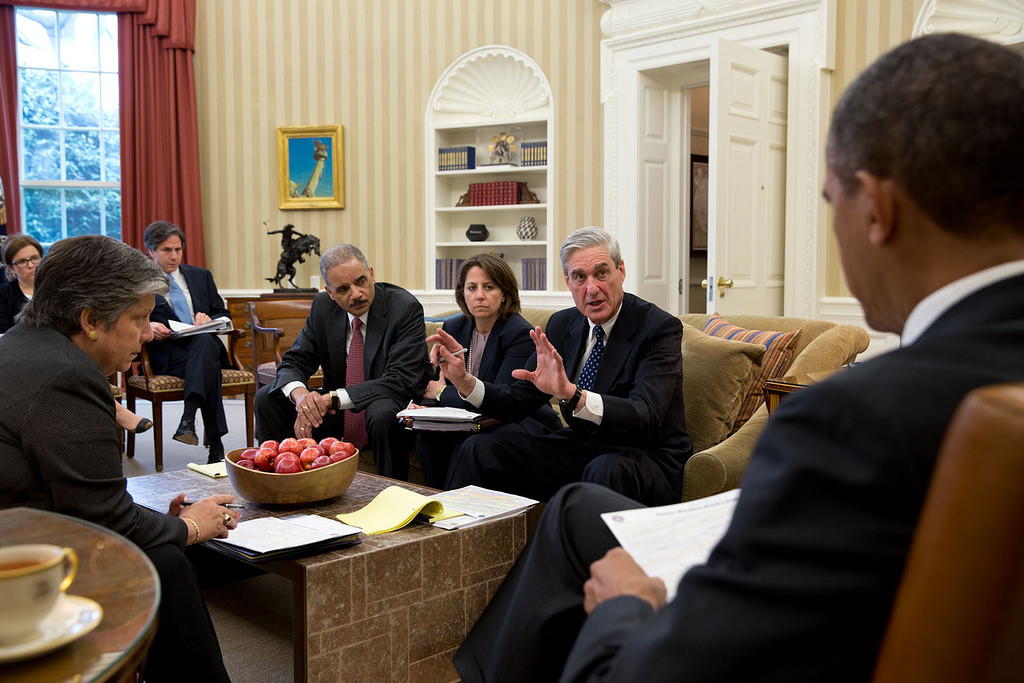 "Image: Confirmed: Obama knew about, and was DIRECTING, the ""Spygate"" coup attempt against Trump from the very beginning"