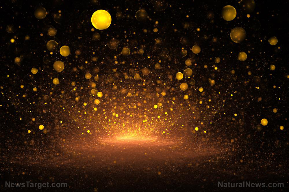 Image: Specks of gold: Understanding the benefits and risks of nanomaterials in cosmetics that use gold nanoparticles
