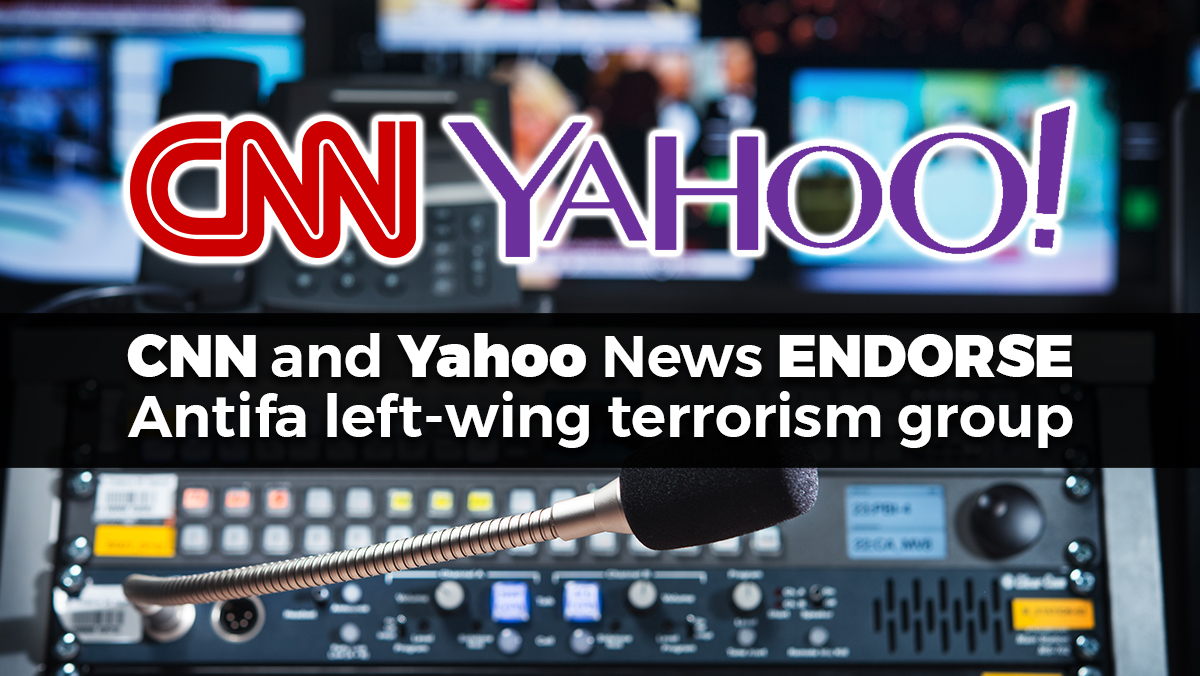 """Image: CNN accuses conservatives of being """"terrorists"""" on the anniversary of the 9/11 attacks, proving why this anti-American propaganda network MUST be shut down"""