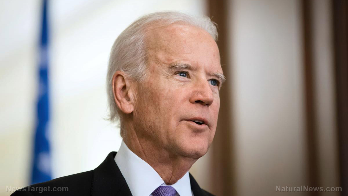Image: Media's attempted smear of Trump over Ukraine revelations turns into massive DUMP of Joe Biden's corruption and money funneling operations