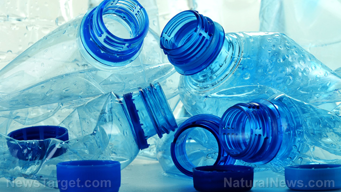 Image: Single-use no more: Plastic bottles can be upcycled to more durable materials