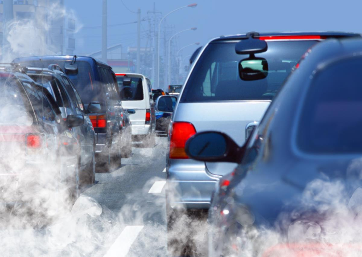 Image: Air pollution linked to fertility problems in men: It contributes to poorer quality semen and lower sperm count