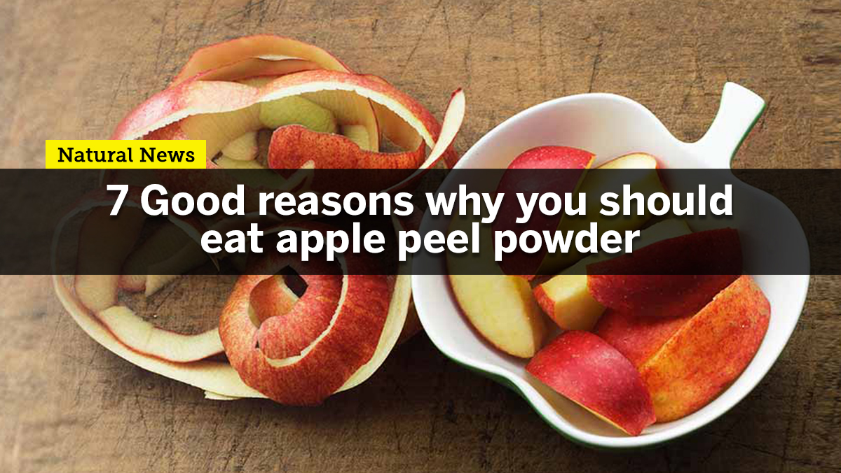 Image: Here's why you shouldn't throw away perfectly good apple peels