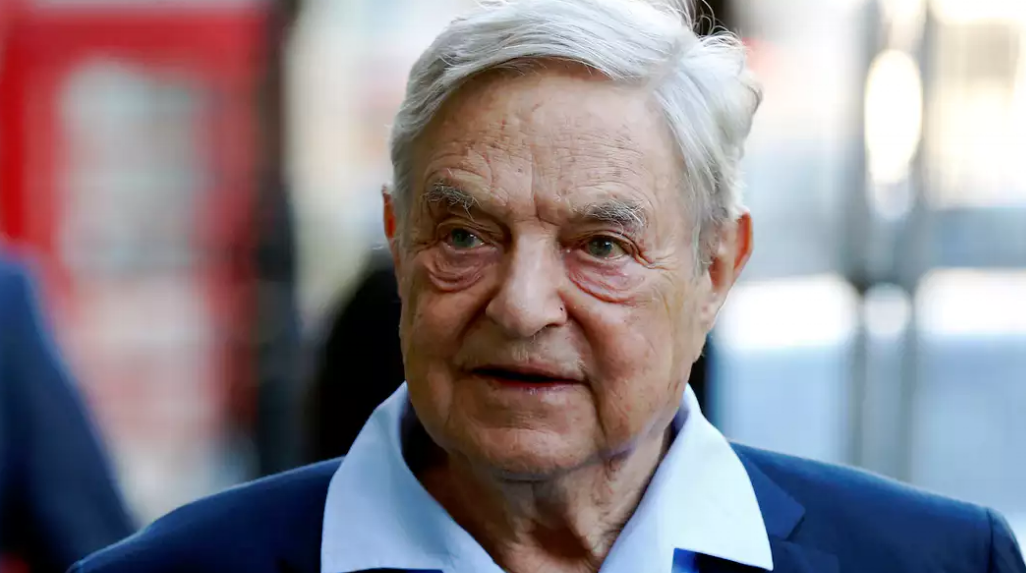 Image: Just as we suspected, climate youth puppet Greta Thunberg is controlled by George Soros