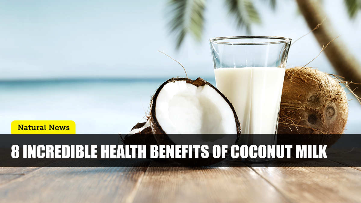 Image: Coconut milk: 8 Reasons why you should start drinking this non-dairy milk alternative