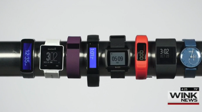 Image: What's the point of fitness trackers? U.K. consumer watchdog group reveals the devices can miscalculate your progress
