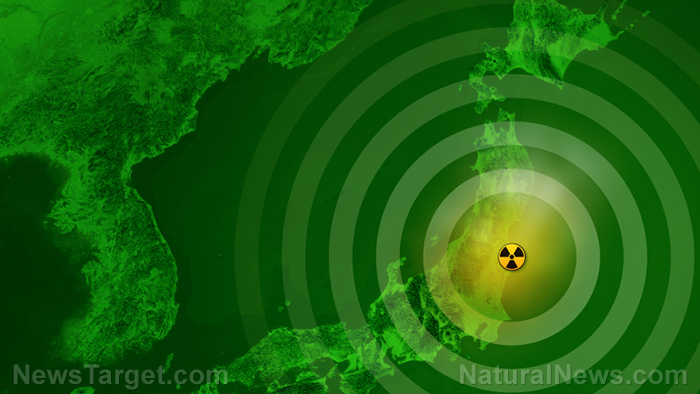 Image: Fukushima: Storage tanks are full, radioactive waste to be dumped straight into the ocean