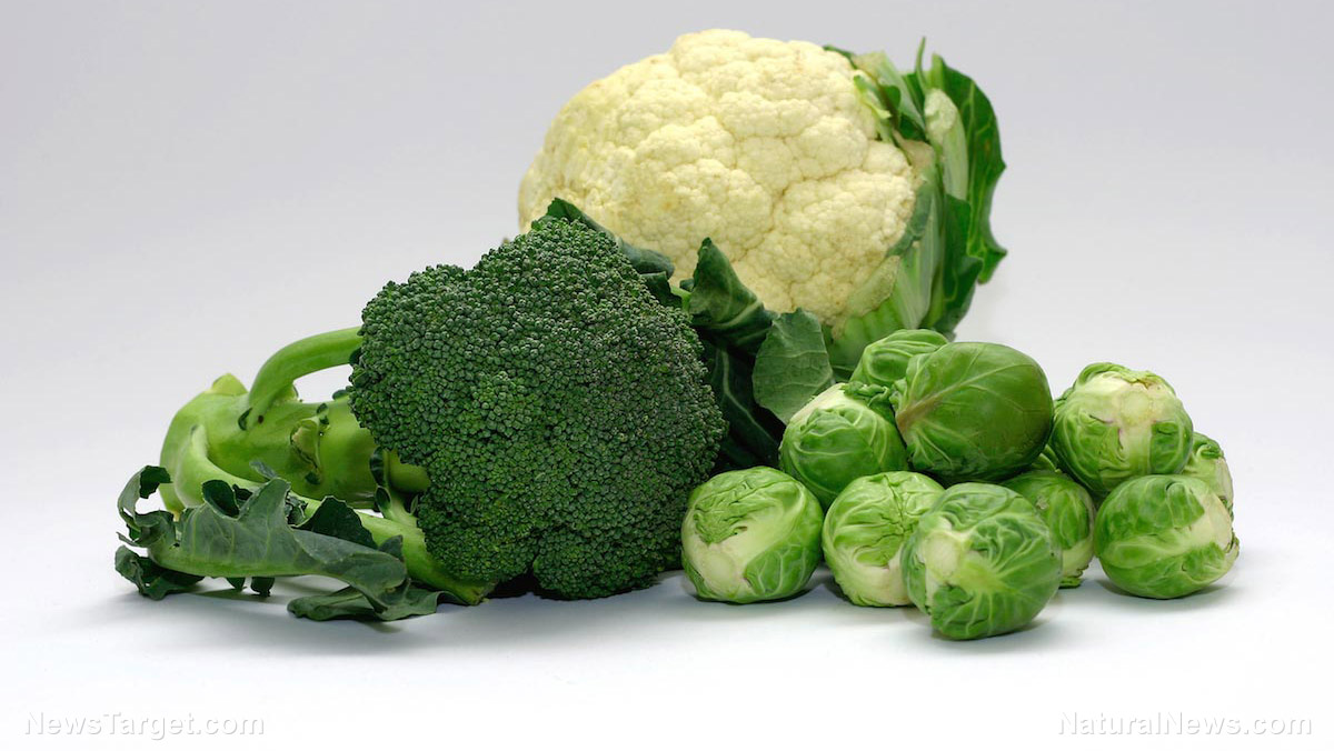 Image: Sulforaphane, a compound in cruciferous vegetables, found to kill colon cancer cells