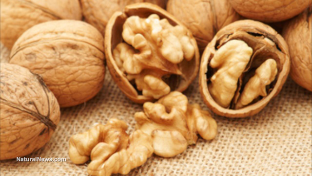 Image: Study reveals eating 2 handfuls of walnuts a day can help prevent breast cancer