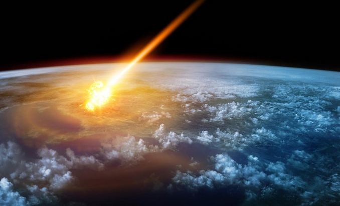 Image: NASA chief: Asteroid strikes are not like the movies, world powers should prepare for impact