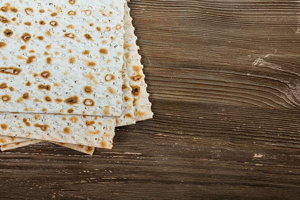 Image: How to make matzoh, a survival food from biblical times