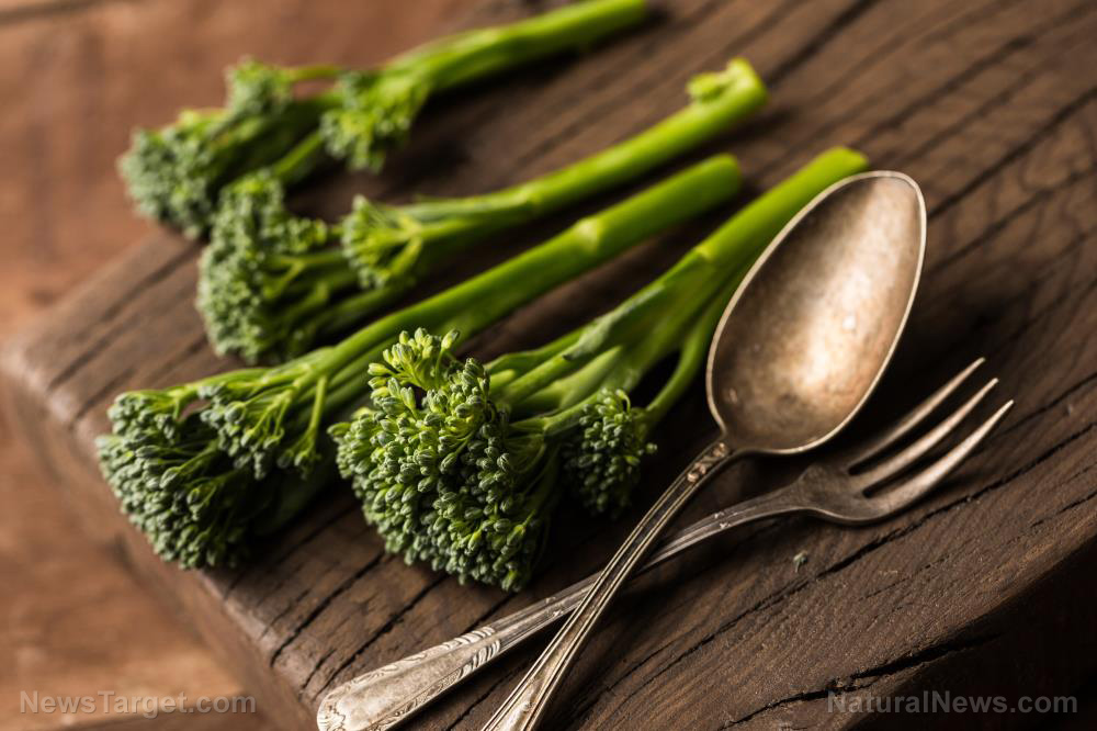 Image: Eating broccoli found to help with brain and nerve repair