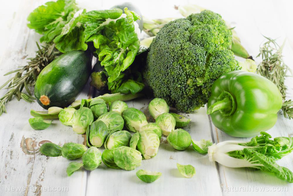 Image: Cancer and cruciferous vegetables: This incredible compound in broccoli and kale can stop tumors from growing