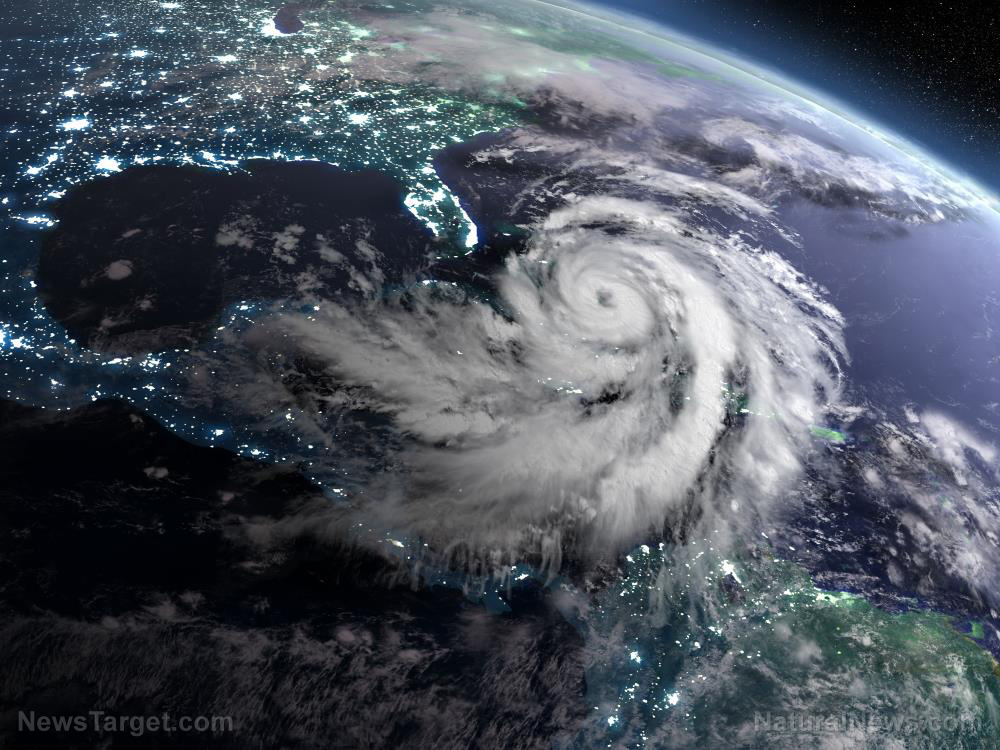 "Image: Peak libtard? Delusional NY Governor Andrew Cuomo claims ""We didn't have hurricanes"" before climate change, denying centuries of recorded history"
