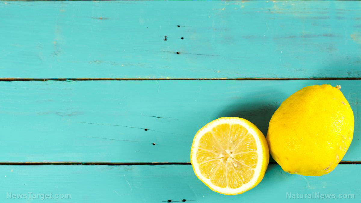 Image: Could diffusing lemon essential oil replace your Xanax meds? Scientists say YES