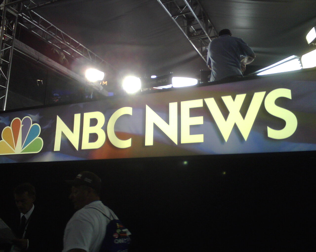 Image: Former NBC correspondent charged with asking 9-year-old girl for sexual photos