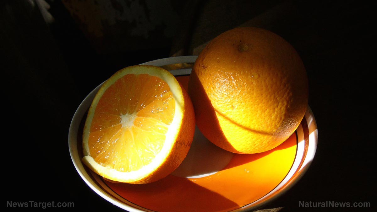 Image: Rind and all: This unusual orange remedy can help address constipation