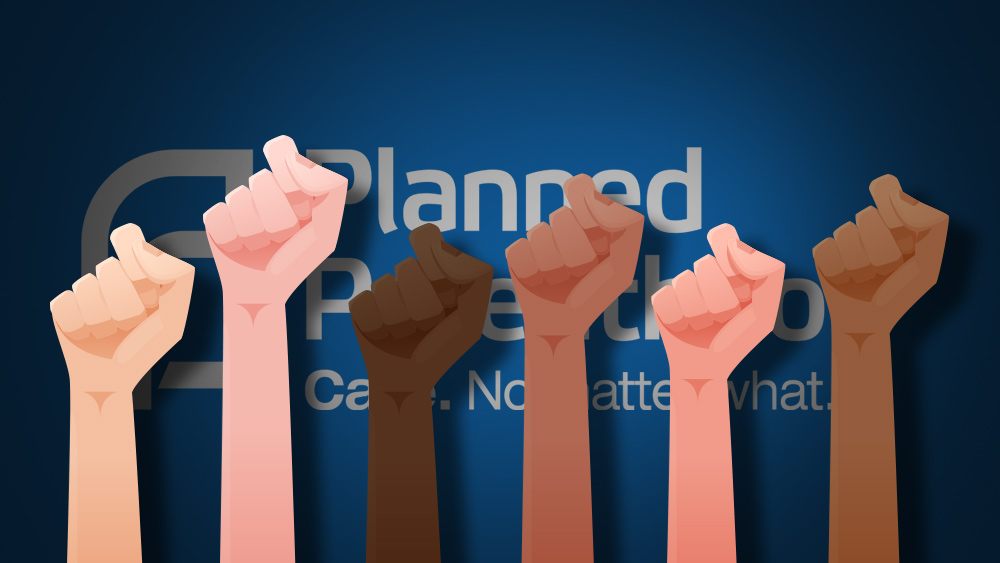 Image: Planned Parenthood is now being REWARDED with cash for killing babies