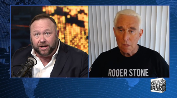Image: EXCLUSIVE: Prosecutor of Roger Stone calls for immediate arrest and indictment of Alex Jones from the floor of the courtroom where Stone was just convicted