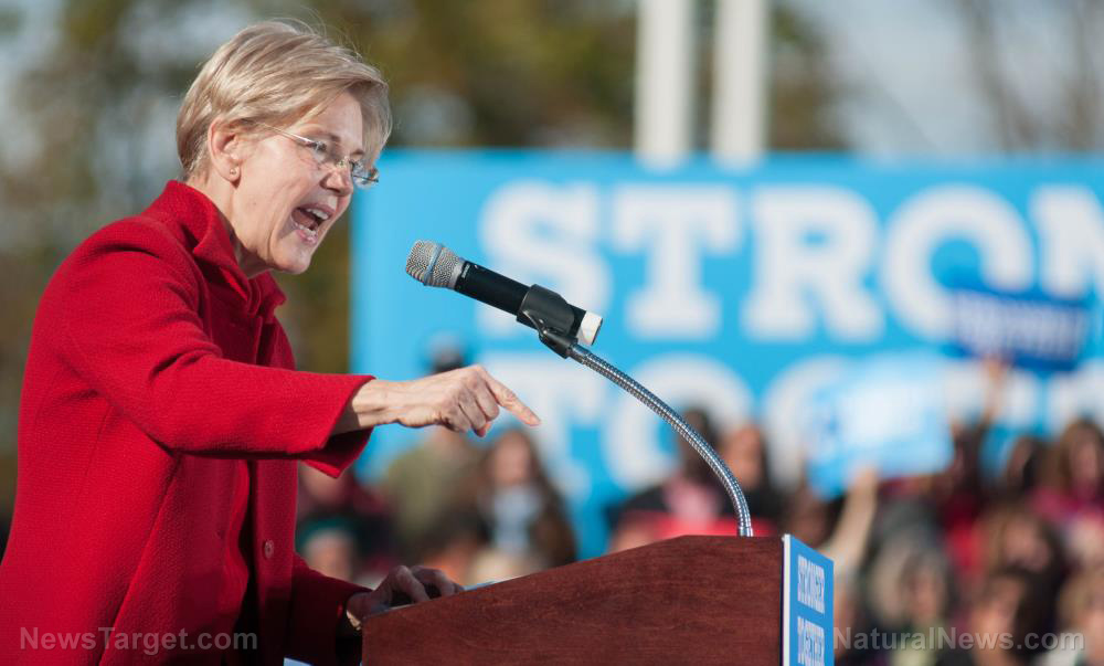 Image: Elizabeth Warren's 'Medicare For All' plan just a giant, $52 trillion handout to Big Pharma and the cancer industry