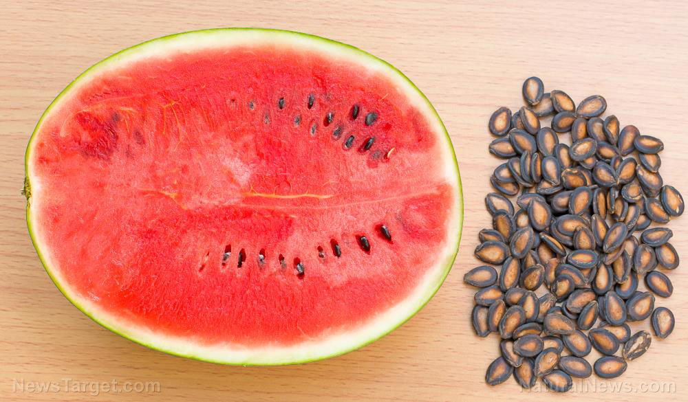 Image: DNA from mummy tomb suggests ancient Egyptians consumed sweet watermelons similar to modern varieties